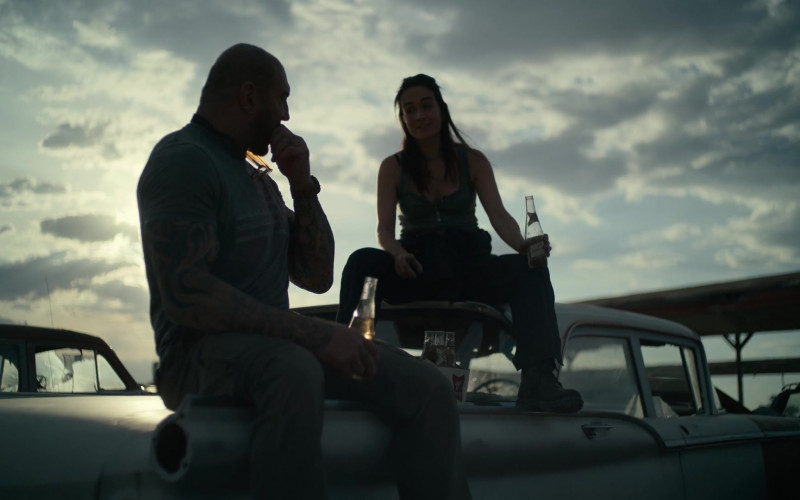 Miller High Life Beer in Army of the Dead (2021)