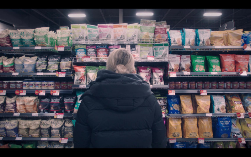 Miss Vickie's, Hardbite Chips, Three Farmers, Indianlife Foods in The Handmaid's Tale S04E07 Home (2021)