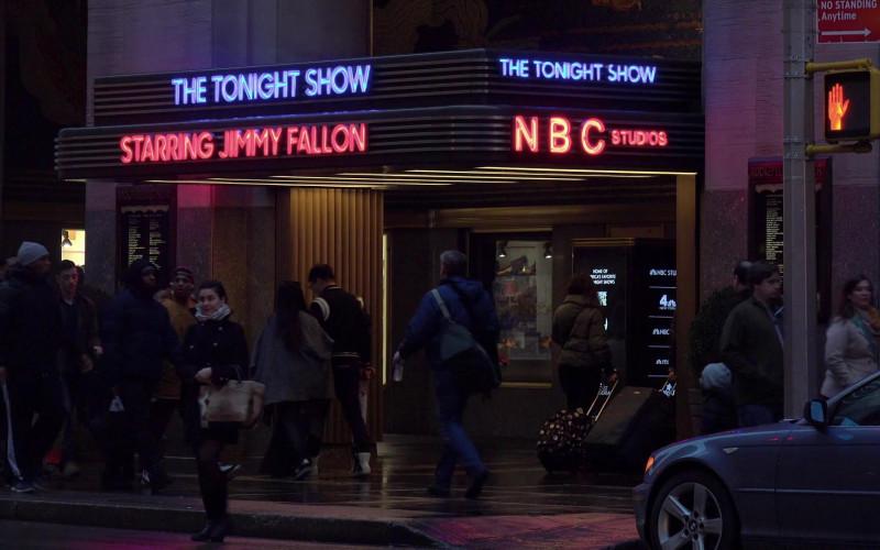 NBC Studios and The Tonight Show Starring Jimmy Fallon in Girls5eva S01E01 Pilot (2021)