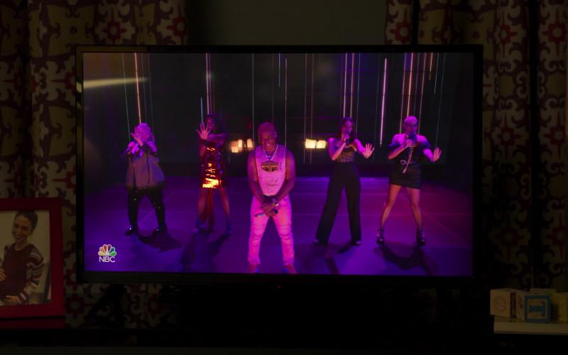 NBC TV Channel in Girls5eva S01E01 Pilot (2021)