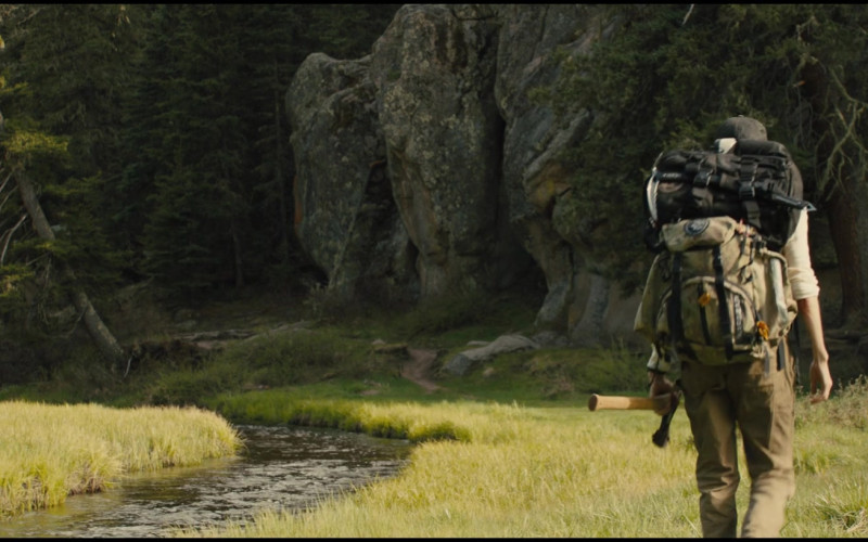 Nargear Backpack of Angelina Jolie as Hannah Faber in Those Who Wish Me Dead (1)
