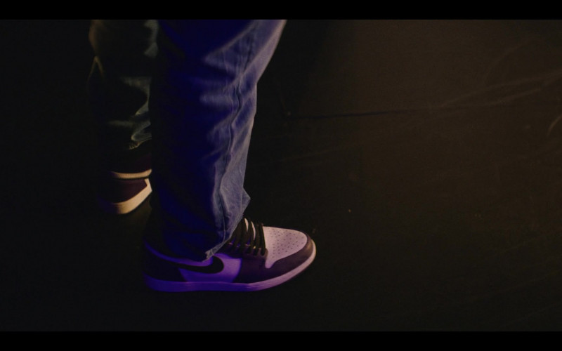 Nike Air Jordan 1 Shoes in That Damn Michael Che S01E04 (1)