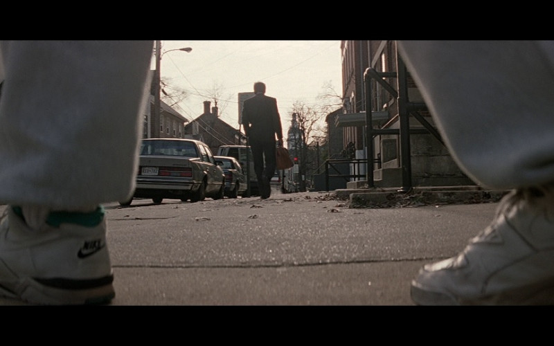 Nike Shoes in Patriot Games (1992)