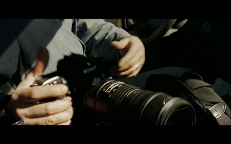 Nikon Camera in Body of Lies (2008)