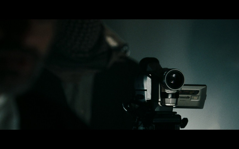 Panasonic Camcorder in Body of Lies (2008)