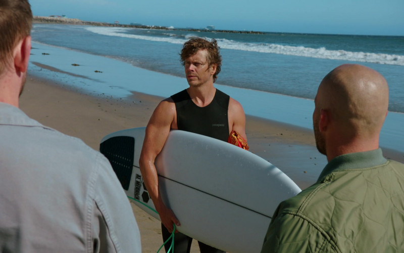 Patagonia Wetsuit in NCIS Los Angeles S12E18 A Tale of Two Igors (2021)