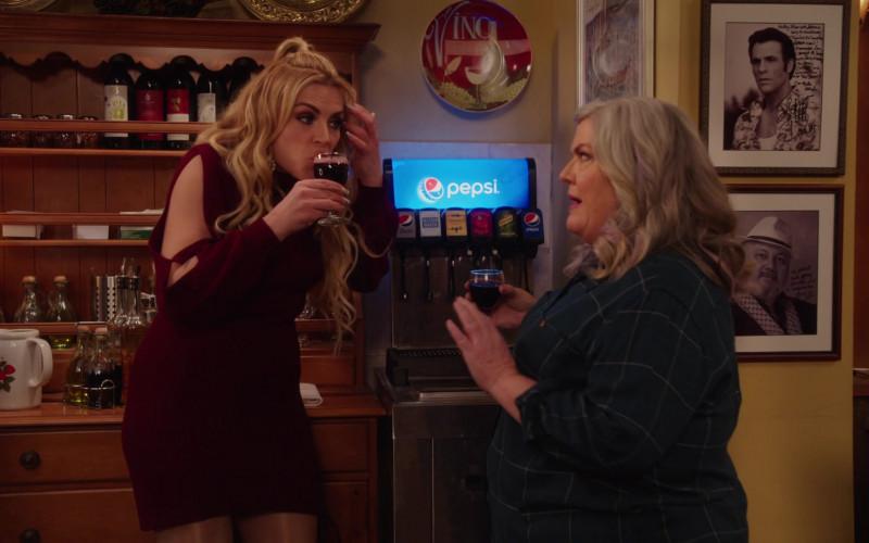 Pepsi Soda Fountain Machine in Girls5eva S01E08 Separ8 Ways (2021)