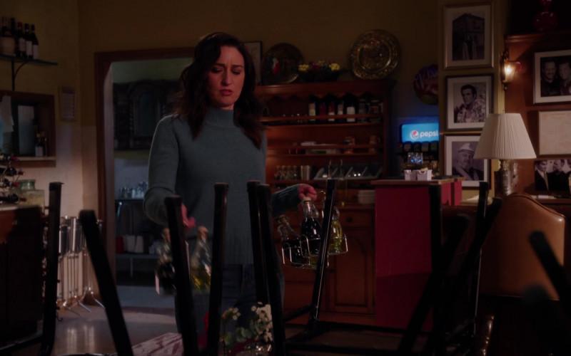Pepsi Soda Machine in Girls5eva S01E05 Catskills (2021)
