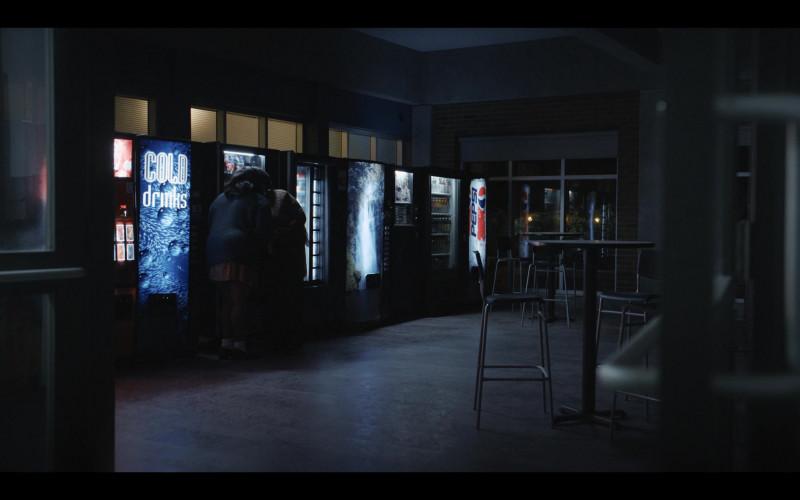 Pepsi Vending Machine in Shrill S03E07 Beach (2021)