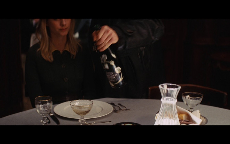 Perrier-Jouët champagne in Inglourious Basterds (2009)