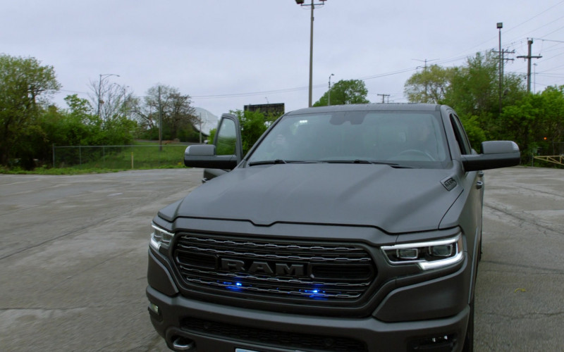 Ram 1500 Car in Chicago P.D. S08E16 The Other Side (2021)