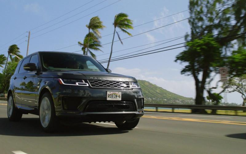 Range Rover Sport Car in Magnum P.I. S03E16 Bloodline (2021)