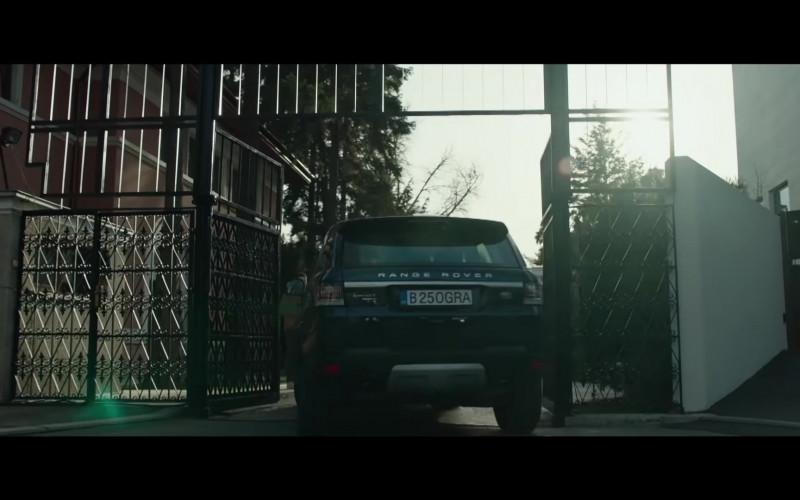 Range Rover Sport SUV in The Protégé (2021)