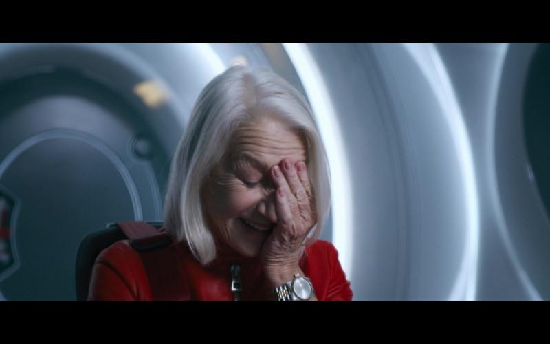 Rolex Women's Watch of Helen Mirren as Peg in Solos S01E03 (2)