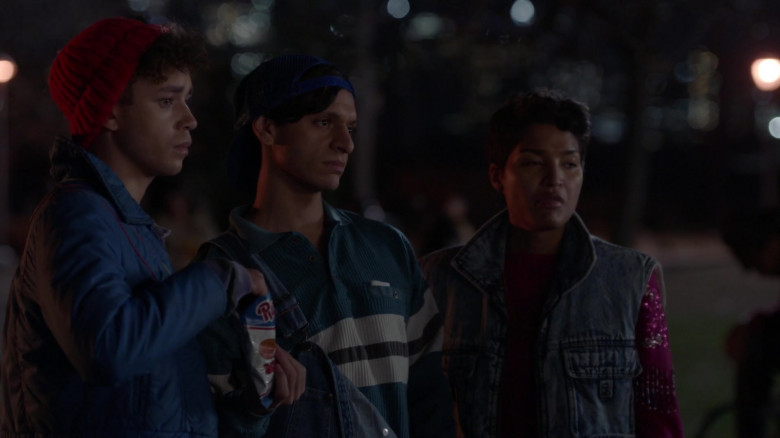 Ruffles Chips in Pose S03E03 The Trunk (2021)