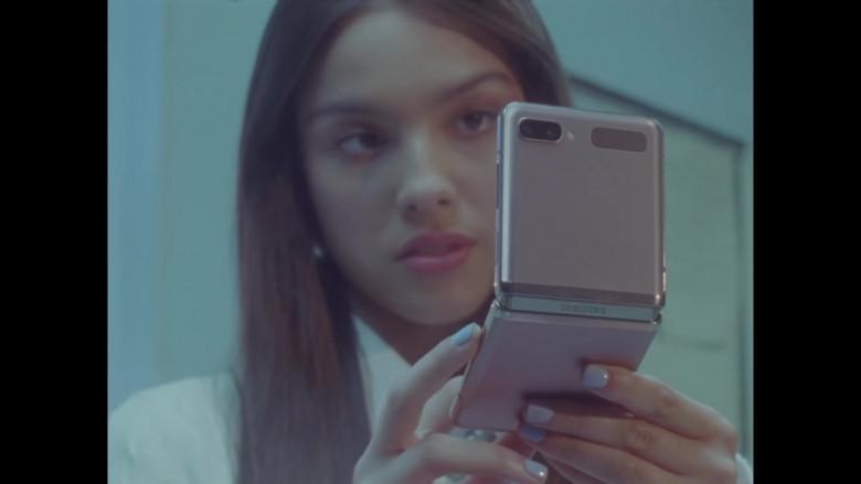 Samsung Galaxy Z Flip Smartphones in Good 4 U by Olivia Rodrigo (1)