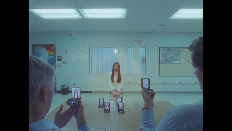 Samsung Galaxy Z Flip Smartphones in Good 4 U by Olivia Rodrigo (2)