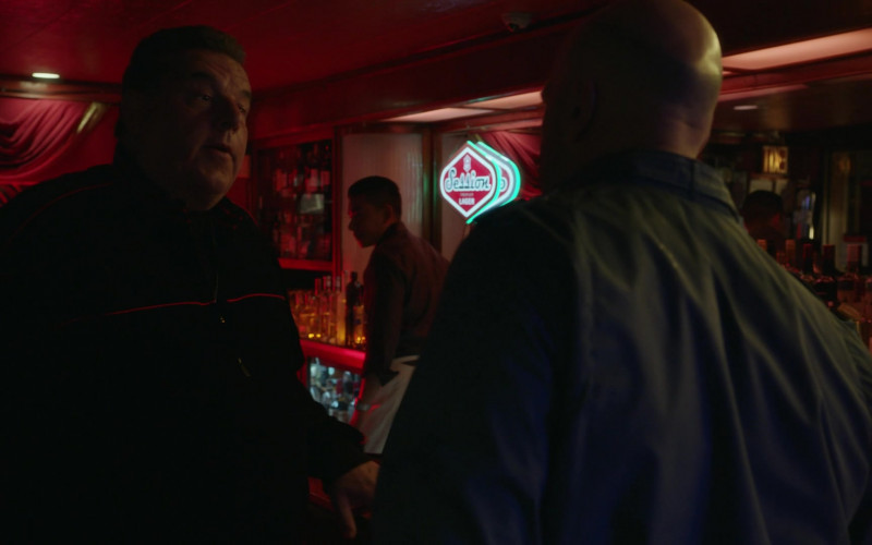 Session Premium Lager by Full Sail Brewing Sign in Blue Bloods S11E14 The New You (2)