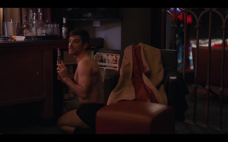 Stella Artois Beer and Toblerone Chocolate in Hacks S01E05 Falling (2021)