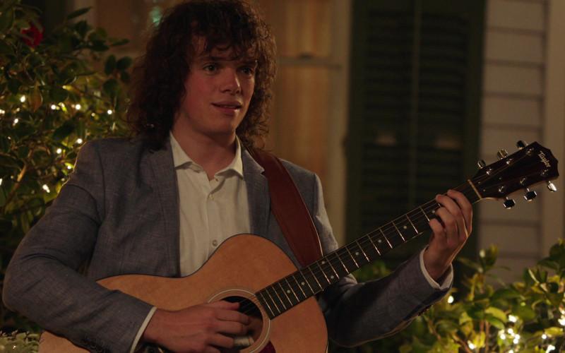 Taylor Guitar in NCIS New Orleans S07E16 Laissez les Bon Temps Rouler (2021)
