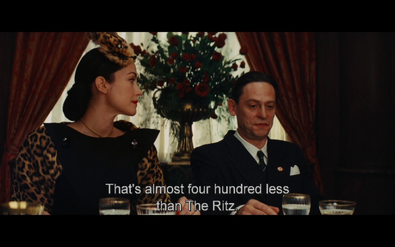 The Ritz in Inglourious Basterds (2009)