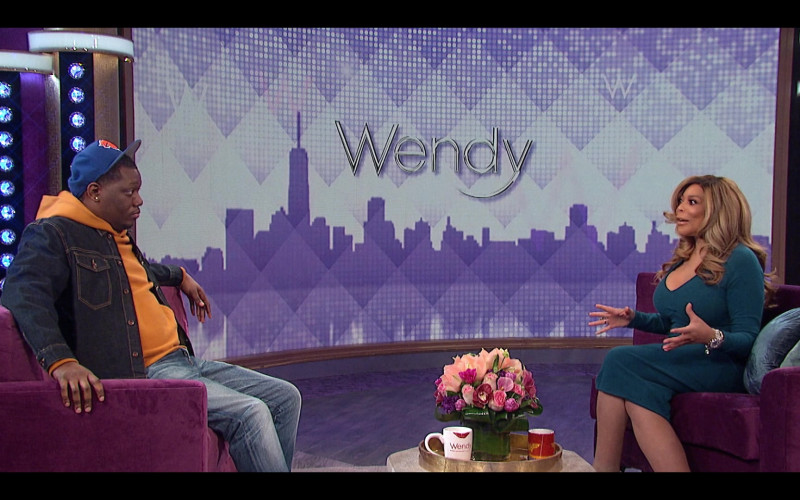 The Wendy Williams Show in That Damn Michael Che S01E06 Only Built 4 Leather Suits (2021)