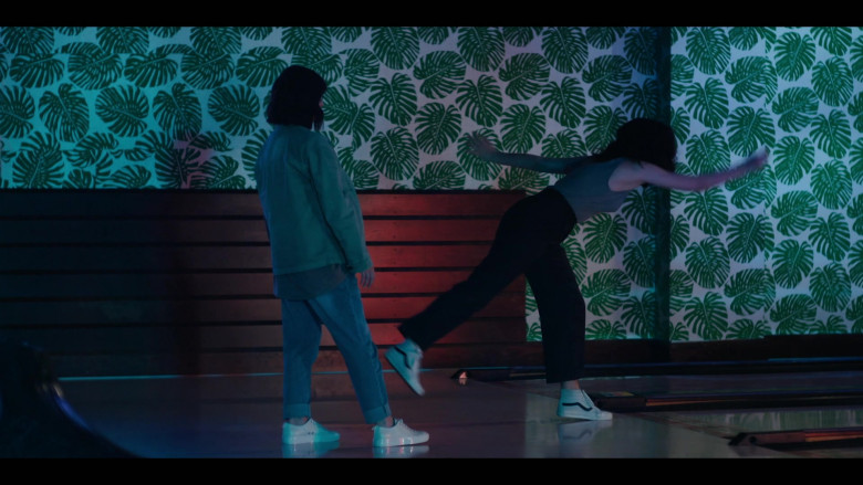 Vans Women's Sneakers in The Girlfriend Experience S03E01 Mirrors (2021)