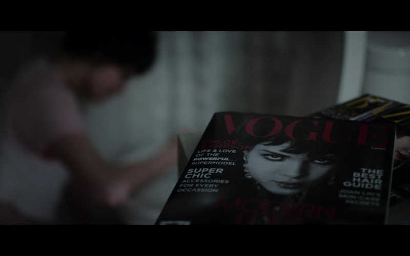Vogue Magazine in Jupiter's Legacy S01E04 All the Devils Are Here (2021)