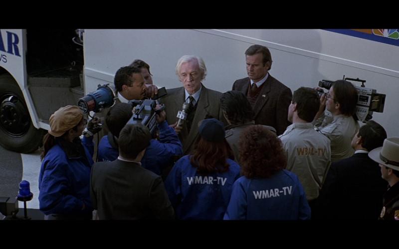WMAR-TV in Patriot Games (1992)