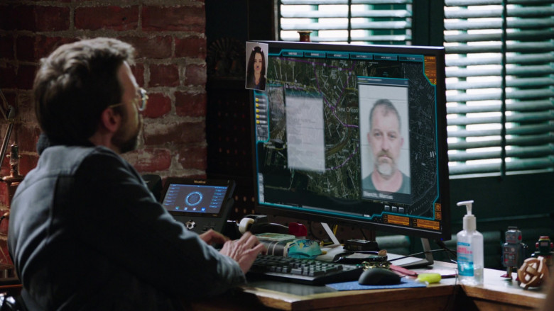 Yealink IP Phone Used by Rob Kerkovich as Sebastian Lund in NCIS New Orleans S07E13 Choices (2021)