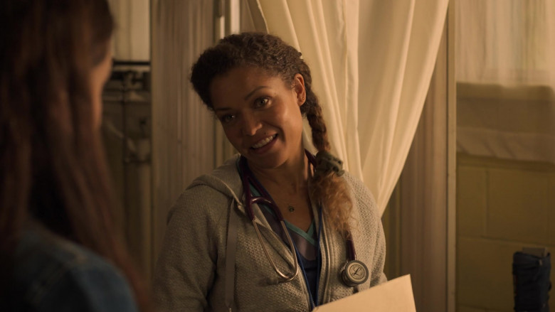 3M Littmann Stethoscope Used by Antonia Thomas as Dr. Claire Browne in The Good Doctor S04E19 TV Show 2021 (1)