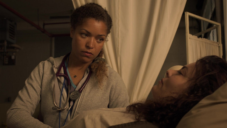 3M Littmann Stethoscope Used by Antonia Thomas as Dr. Claire Browne in The Good Doctor S04E19 TV Show 2021 (2)