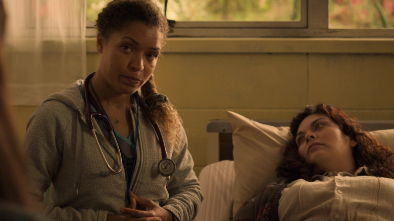 3M Littmann Stethoscope Used by Antonia Thomas as Dr. Claire Browne in The Good Doctor S04E19 TV Show 2021 (3)