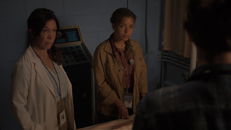 3M Littmann Stethoscope Used by Antonia Thomas as Dr. Claire Browne in The Good Doctor S04E19 TV Show 2021 (4)