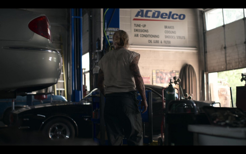 ACDelco American automotive parts in Awake (2021)