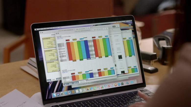 Apple MacBook Laptops in Rebel S01E10 (3)