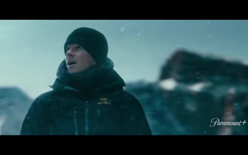 Arc'teryx Men's Jacket of Mark Wahlberg as Evan McCauley in Infinite (2021)