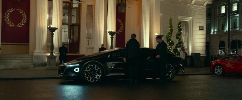 Aston Martin Lagonda Vision Concept Car in Infinite 2021 Movie (1)