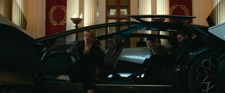 Aston Martin Lagonda Vision Concept Car in Infinite 2021 Movie (2)