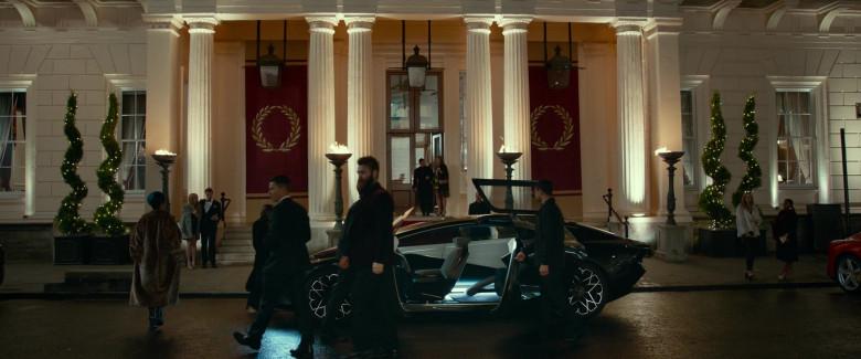 Aston Martin Lagonda Vision Concept Car in Infinite 2021 Movie (3)