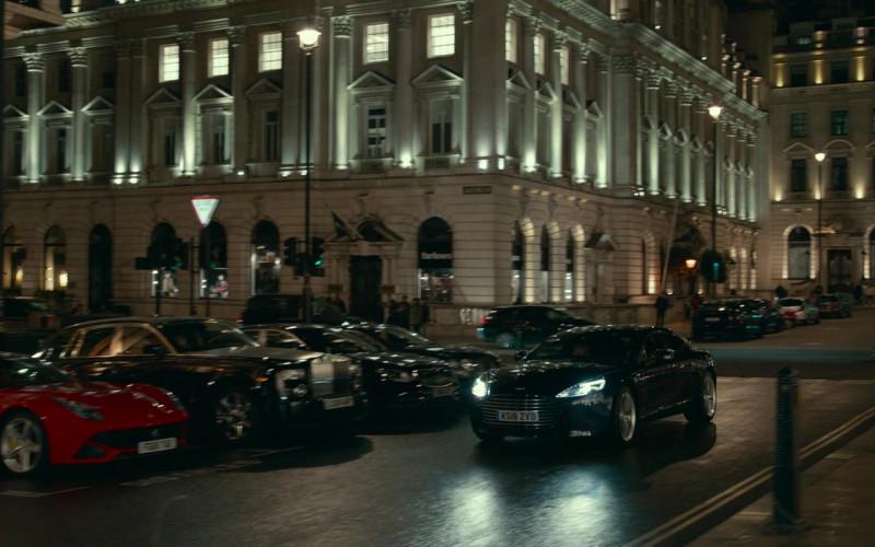 Aston Martin Rapide Car in Infinite (2021)