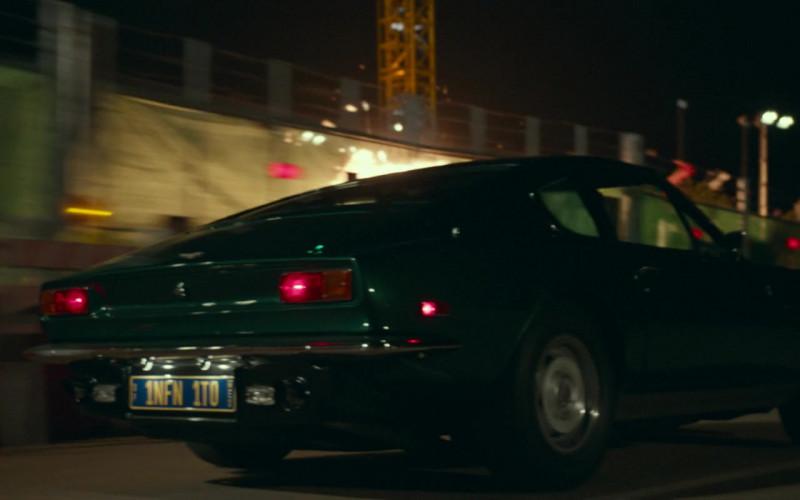 Aston Martin Retro Sports Car in Infinite (2021)