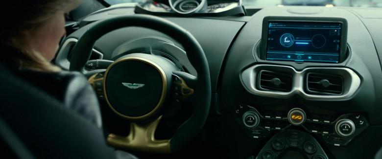 Aston Martin Vantage Sports Car in Infinite 2021 Movie (1)