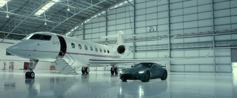 Aston Martin Vantage Sports Car in Infinite 2021 Movie (10)