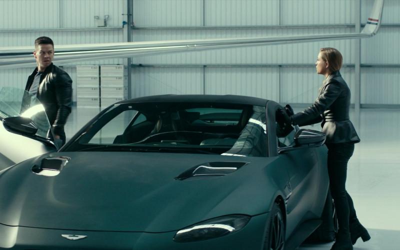 Aston Martin Vantage Sports Car in Infinite 2021 Movie (11)