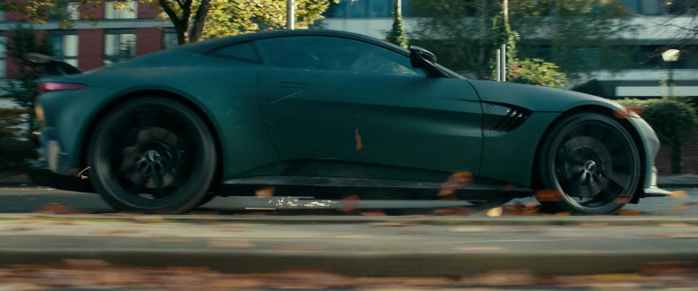 Aston Martin Vantage Sports Car in Infinite 2021 Movie (4)