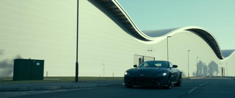 Aston Martin Vantage Sports Car in Infinite 2021 Movie (6)