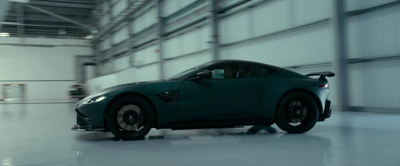 Aston Martin Vantage Sports Car in Infinite 2021 Movie (8)