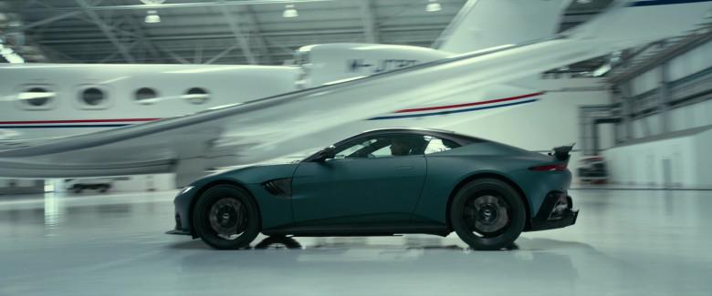Aston Martin Vantage Sports Car in Infinite 2021 Movie (9)