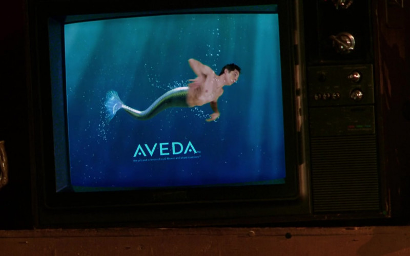 Aveda Cosmetics Company TV Ad in Zoolander (2001)